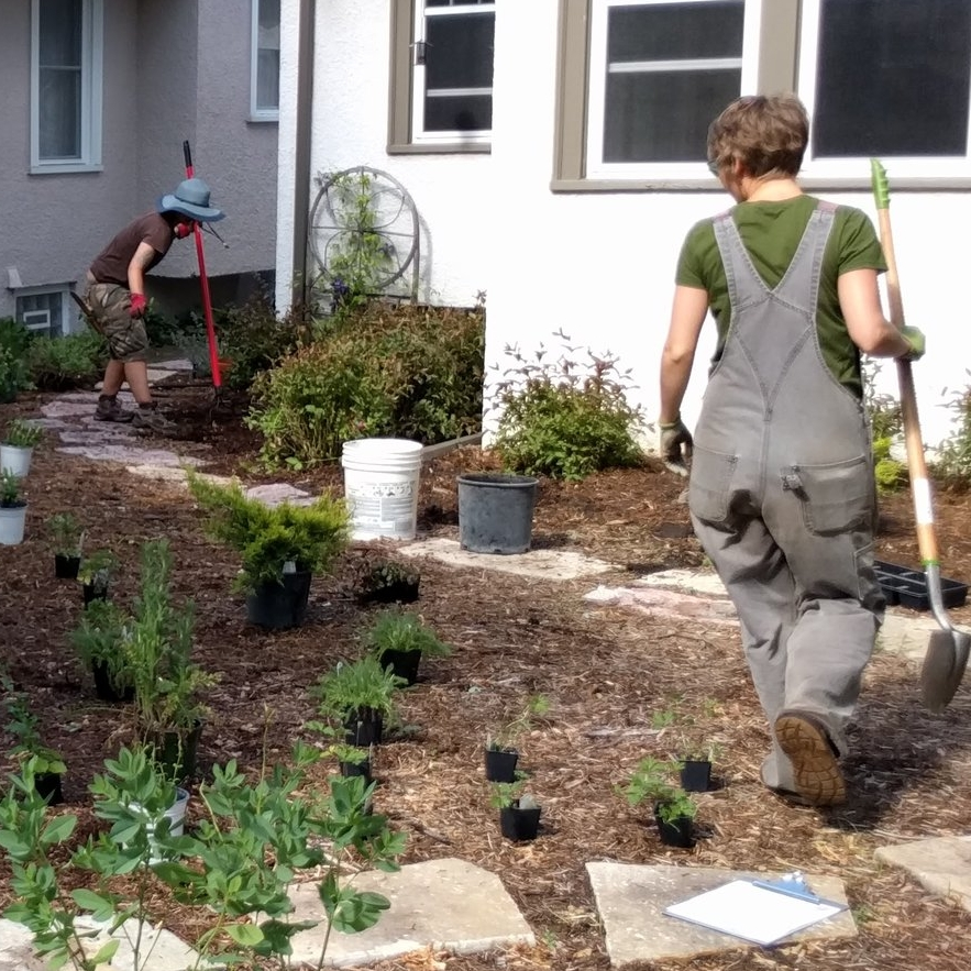GARDEN MAINTENANCE - We're your small time, big city resource for sustainable gardening and lawn care. Seasonal cleanups, weekly mowing, healthy gardens. 1st meetings generally $38-$76, free estimate for work to follow.