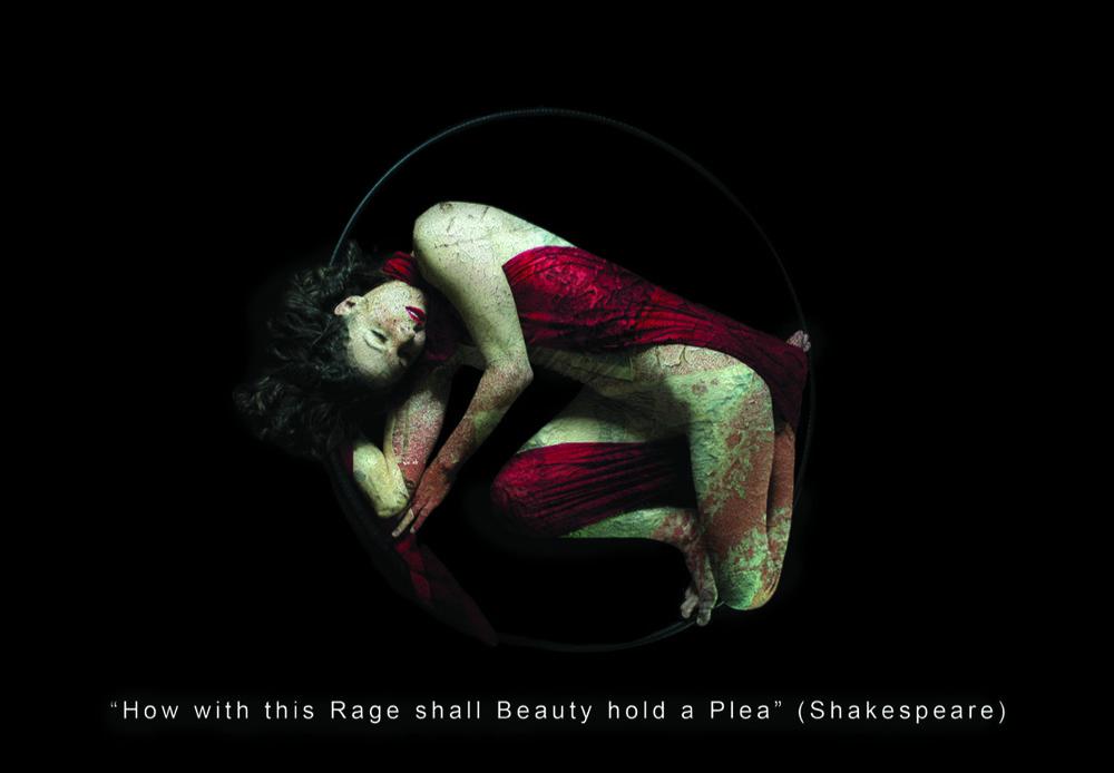 """""""Shadow Siren,"""" by Nina Chung"""