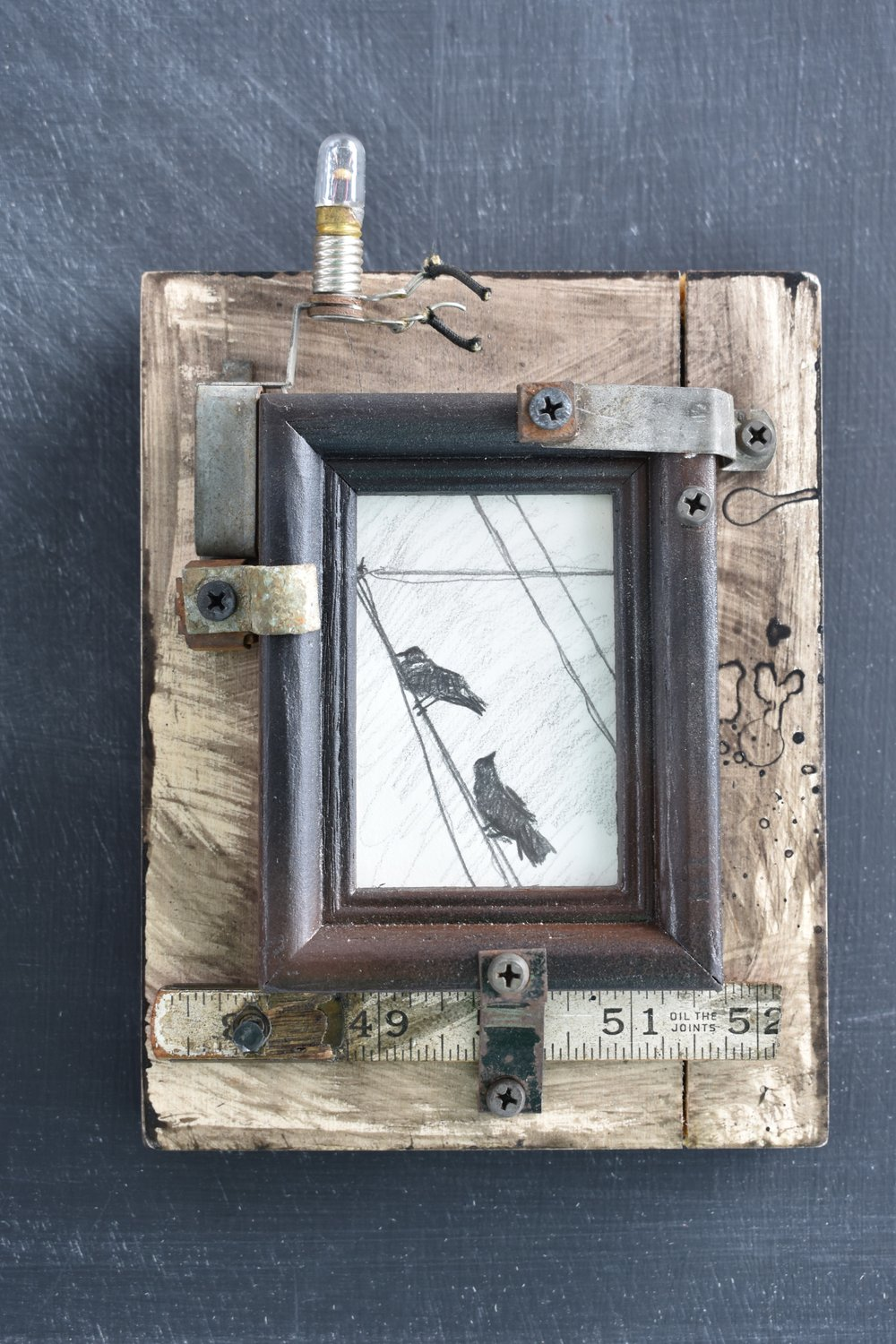 crow drawing with found objects-Robin Popp.jpg