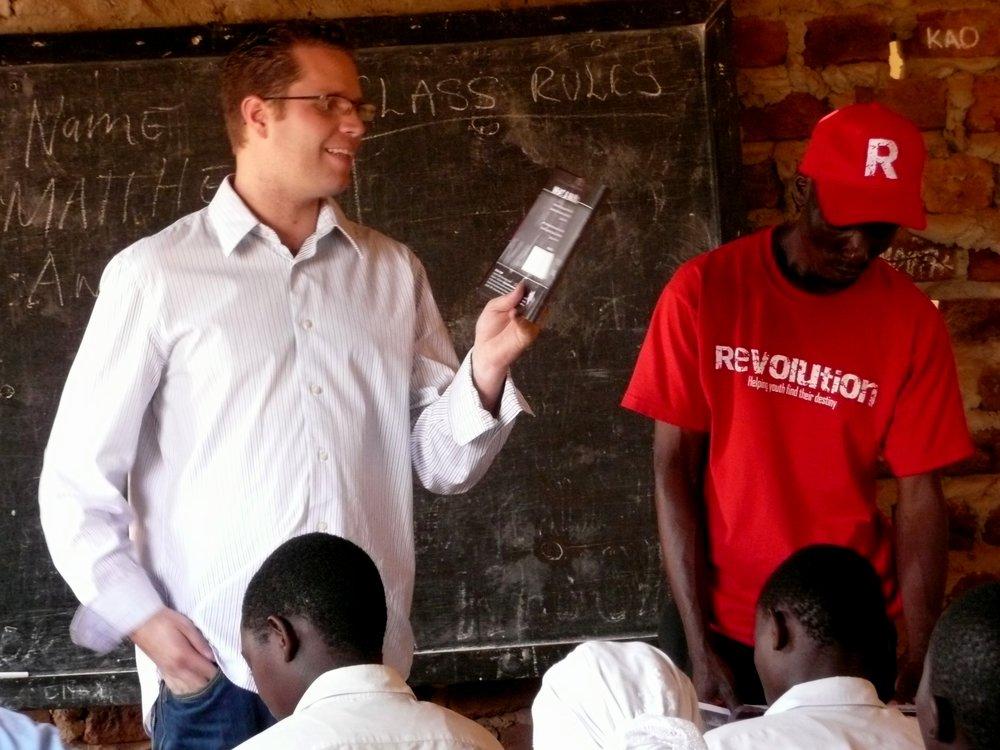 Matt teaching in Schools.JPG