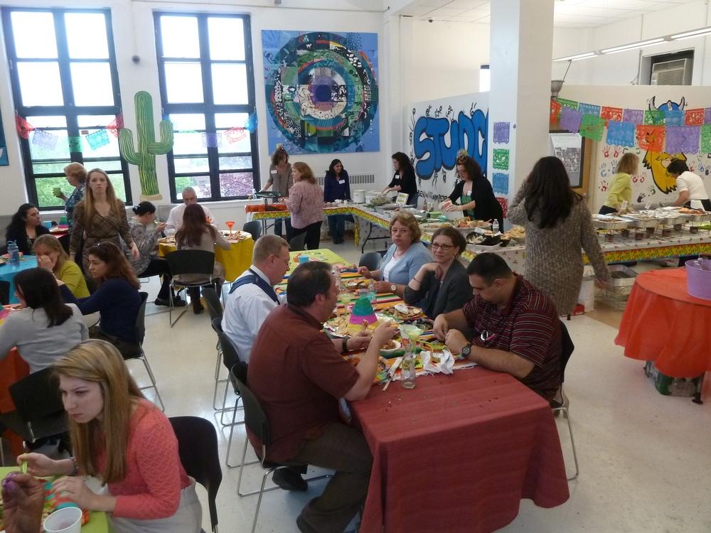 HS Staff Lunch 5.3.12 #3 6.jpg