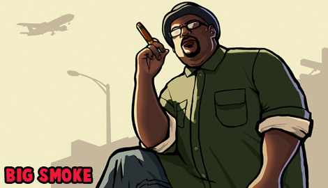 BIG SMOKE SOUNDBOARD