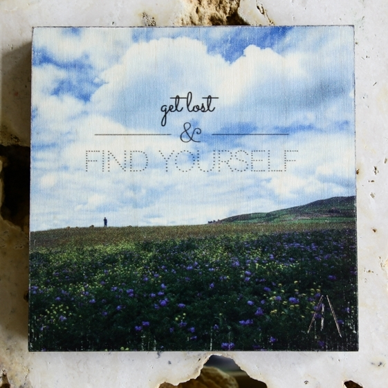 GET LOST & FIND YOURSELF : 6x6