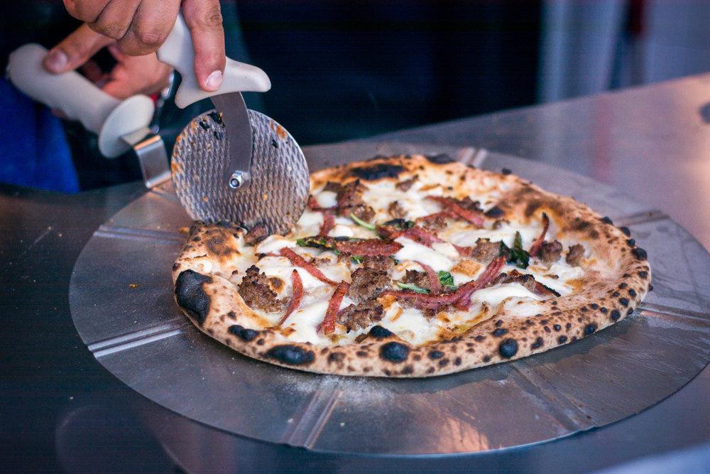 Artisian Neapolitan Pizza