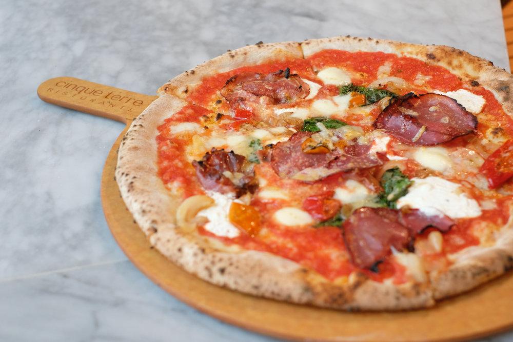 Artisian Pizza