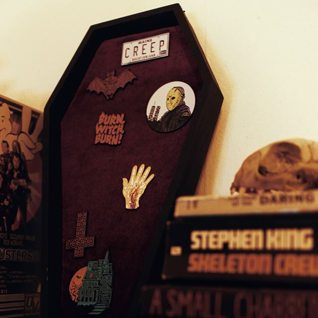 new #pins #thething #Jason #fridaythe13th #theshining #witch