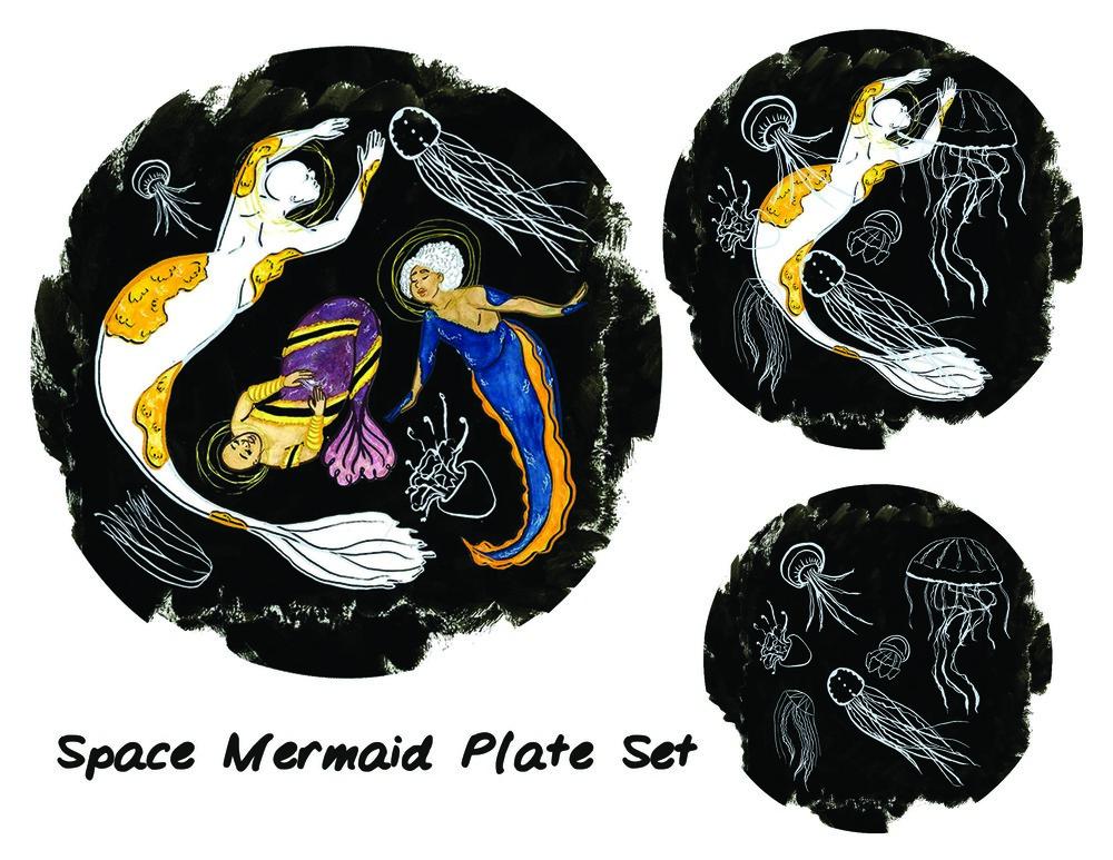 Mermaids In Space