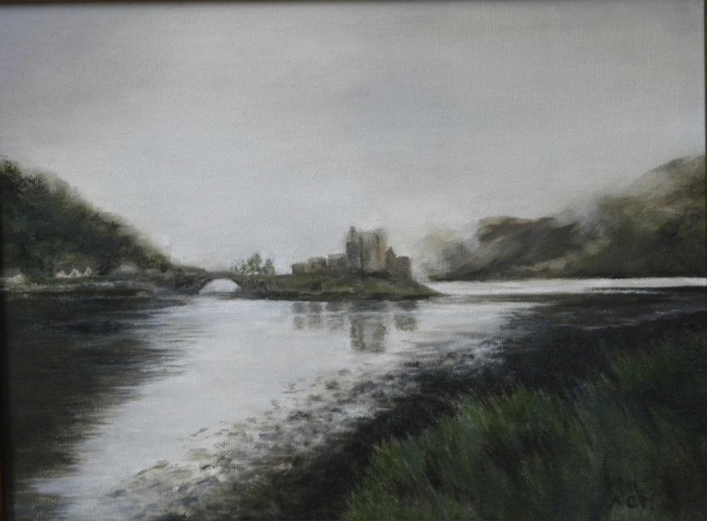 Eileen Doran Castle, Scotland