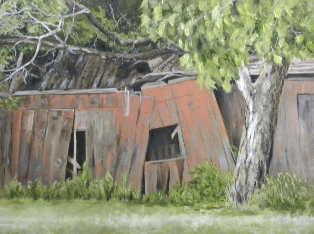 Grandfather's Barn