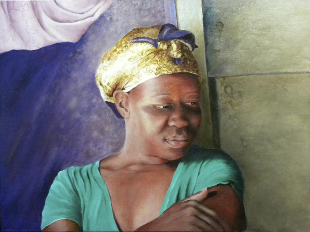 Soweto Woman