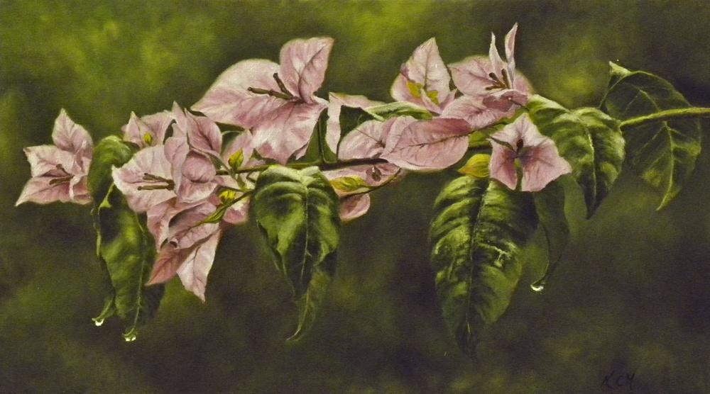 Costa Rican Flower