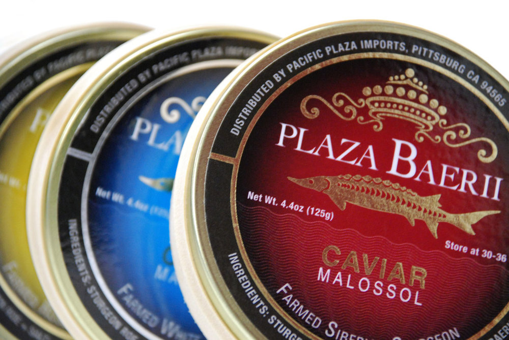 Plaza-Baerii-Caviar-Specialty-Food-Labels
