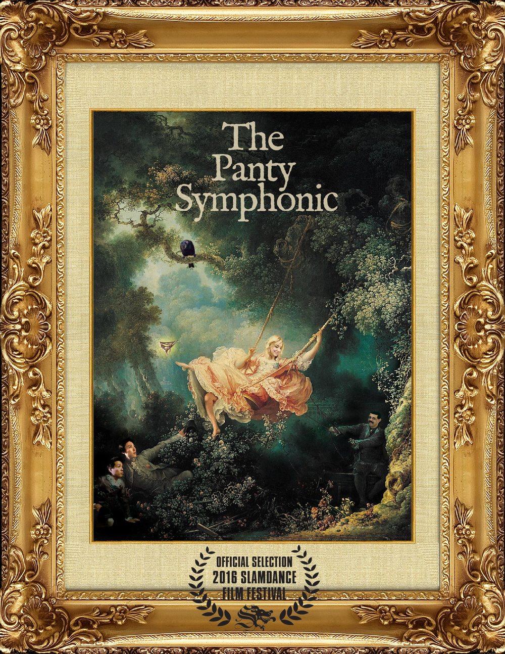 The official movie poster for the 2016 Slamdance Film Festival.