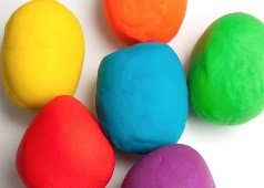 Homemade Playdough - Children will work together to make the perfect batch of homemade playdough!  This recipe is 100% edible and kids can pick their own color!