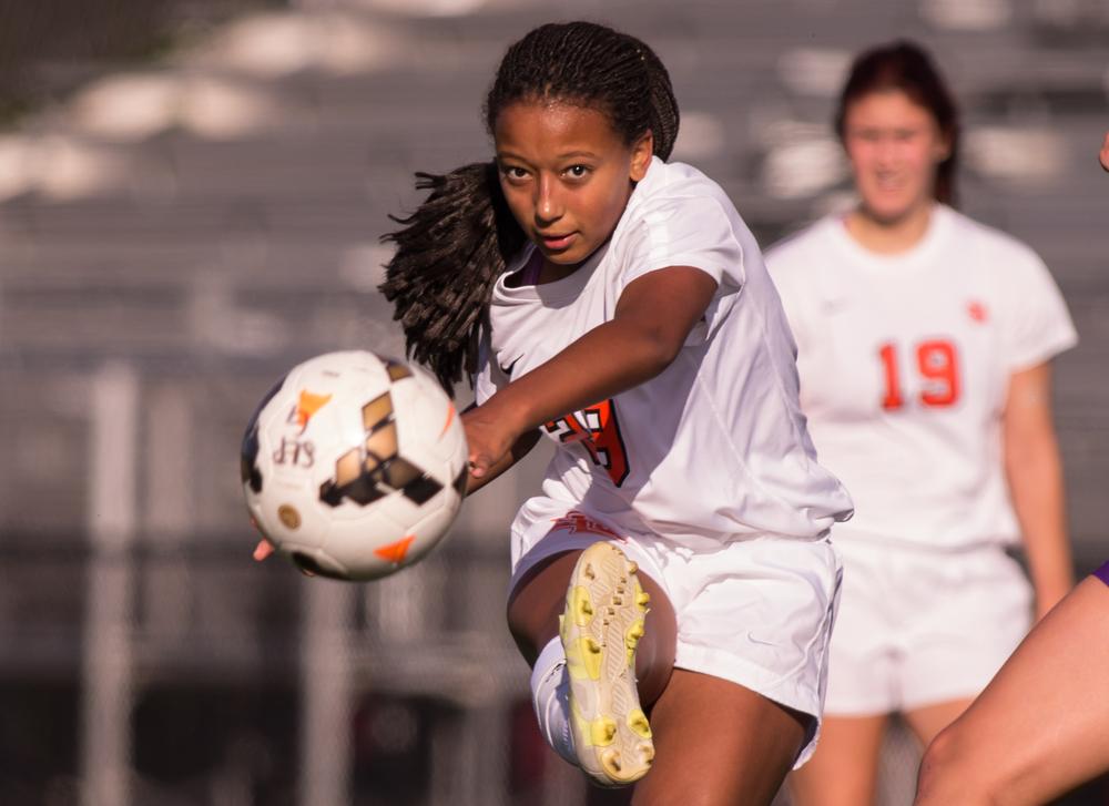 SLP Girls' Varsity Soccer 2017 & 2016