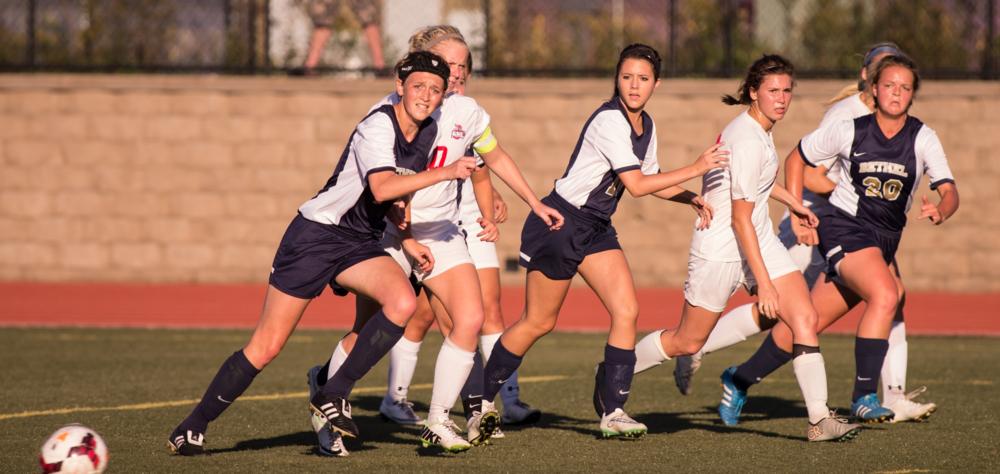 Bethel University Women's Soccer 2015