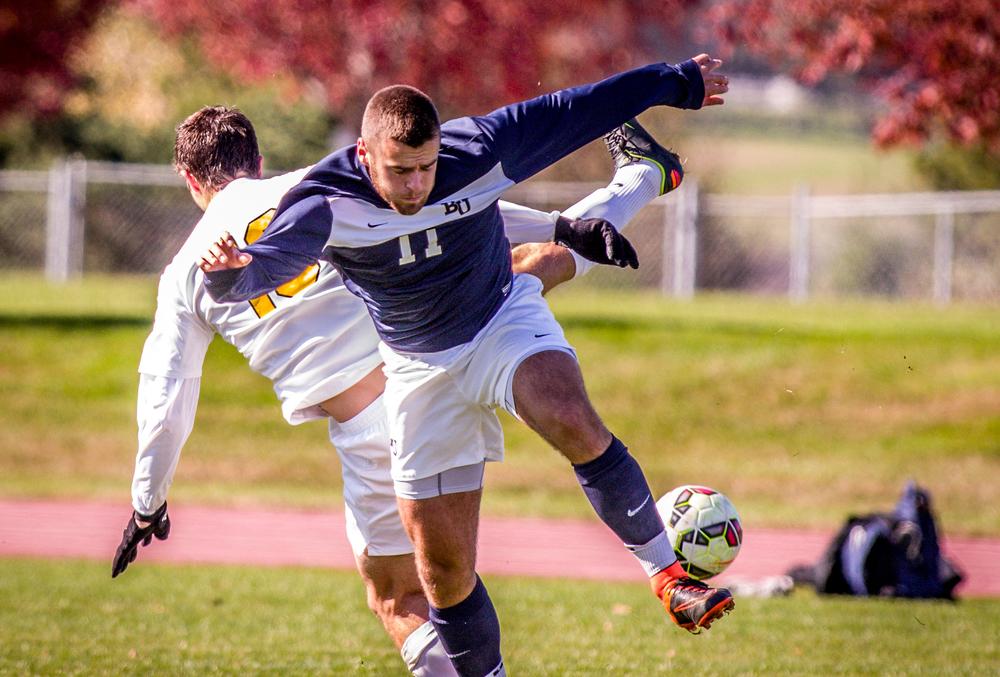 Bethel University Men's Soccer 2015