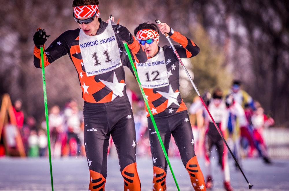 SLP Nordic Skiing 2016