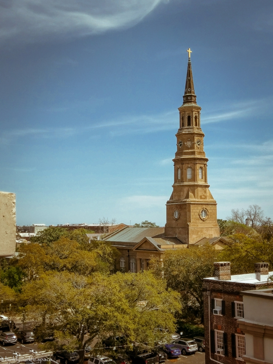St. Philip's Anglican Church, est. 1680, Charleston, SC