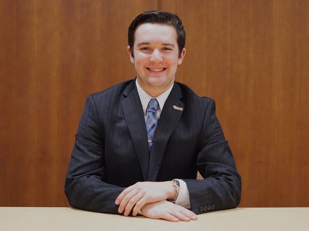 Josh Ney  |  Sophomore  | CUSG Representative