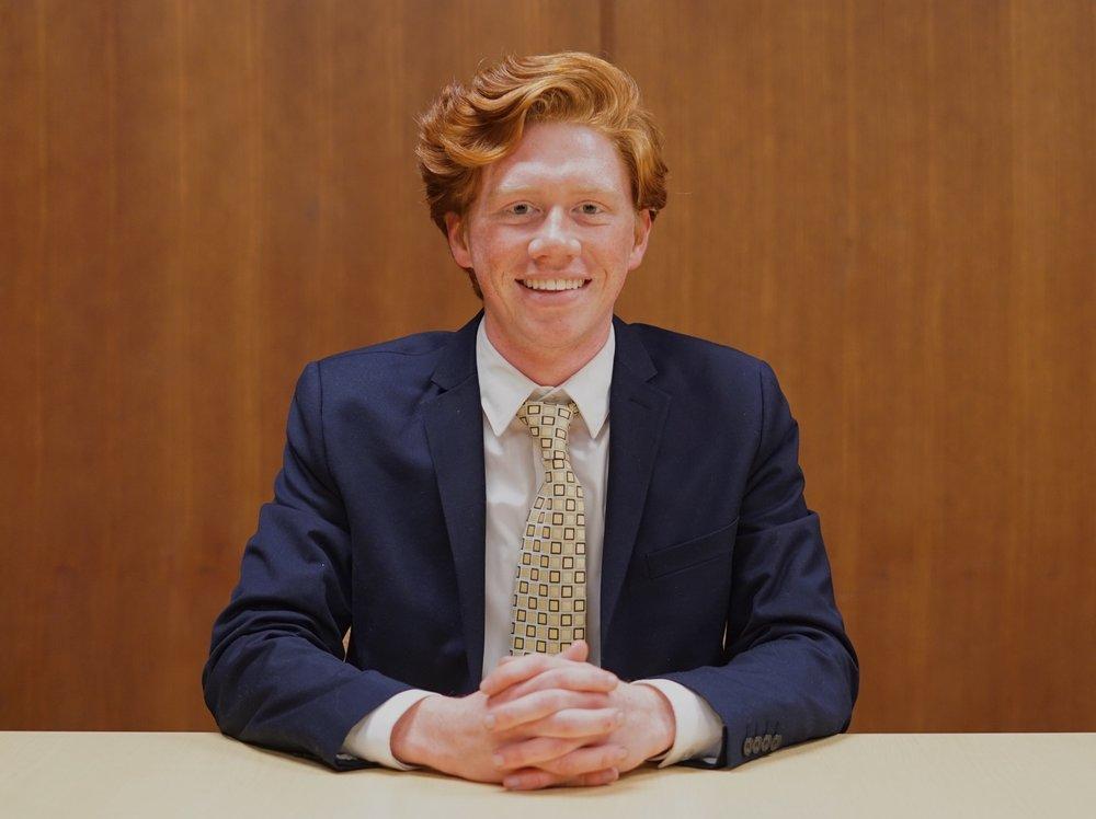 Davis Burckhardt | Sophomore