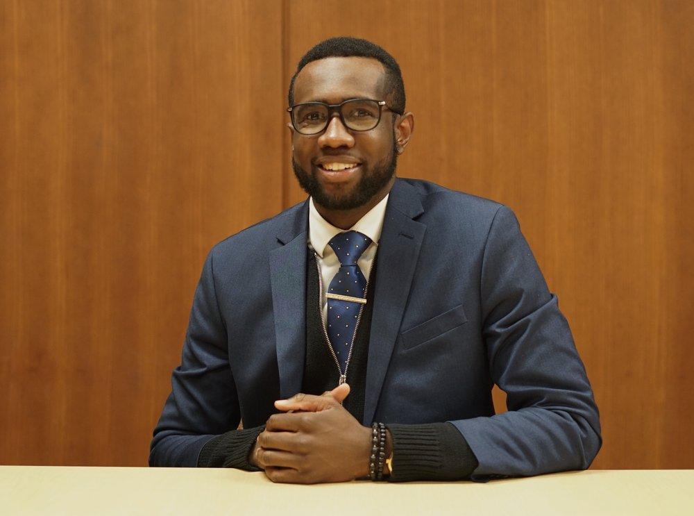 Nathan Mpiana  |  Senior  |  President