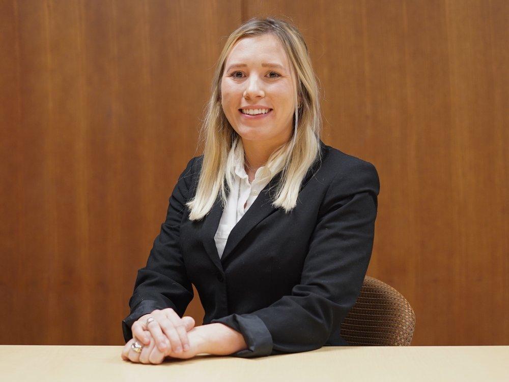 Lauren Raeder  |  Senior  |  VP of Operations