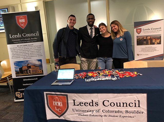 We had a successful Leeds Club Fair yesterday - thank you to all of the clubs that participated!