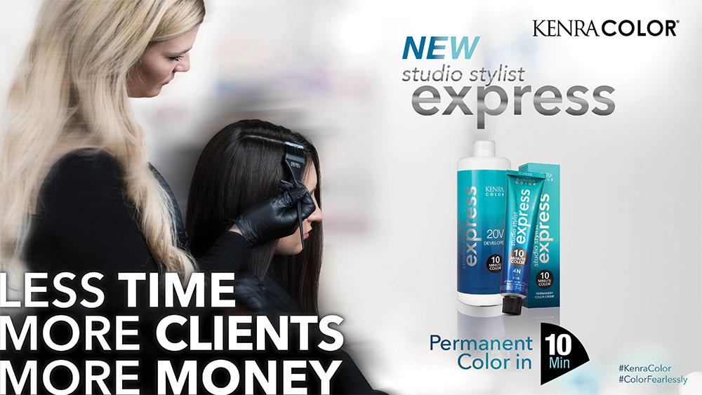 Studio Stylist Express Kenra Professional