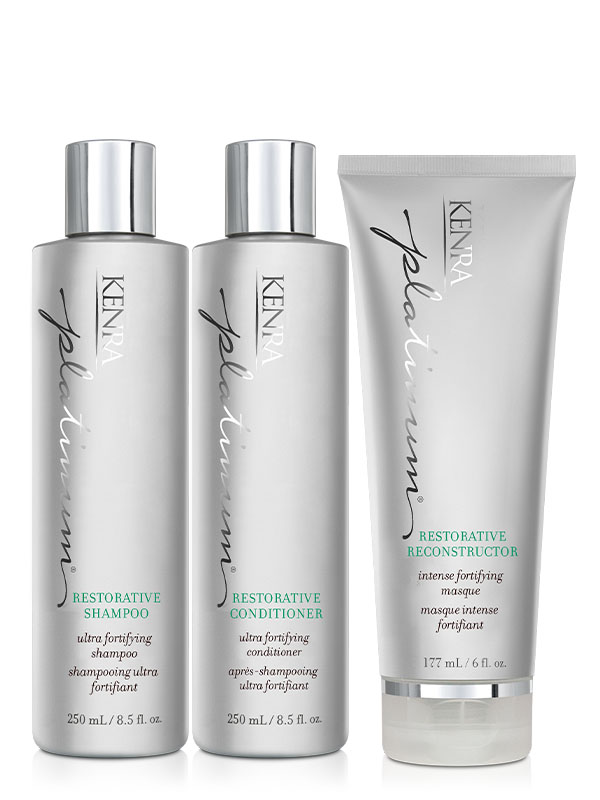 - Keratin Amino Acid technology targets & deeply penetrates even the most damaged hair cuticles to restore smoothness, suppleness & shine