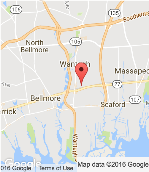 Wantagh Map