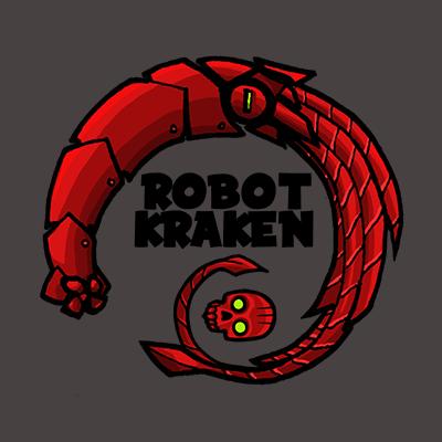 Robot-Kraken