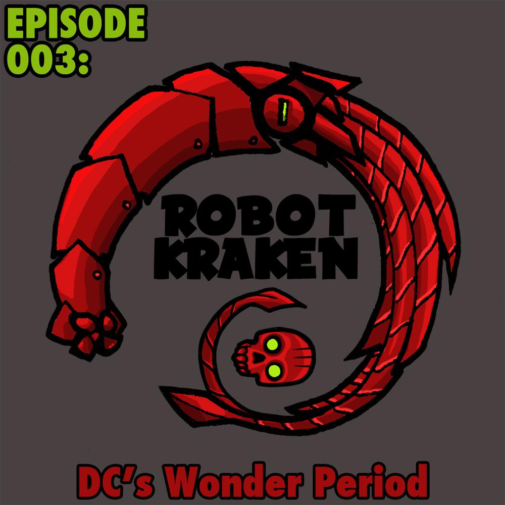 Robot Kraken Episode 3