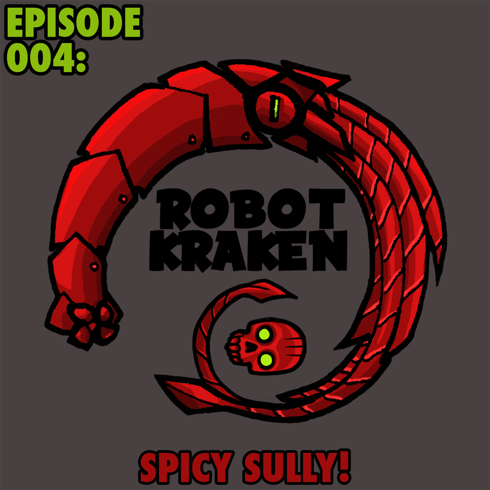 Robot Kraken Episode 4