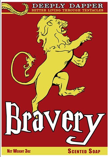 Harry Potter Bravery