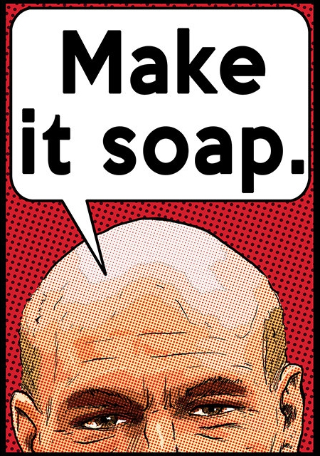 Make it Soap