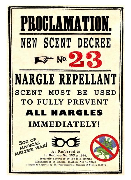 Nargle Repellent