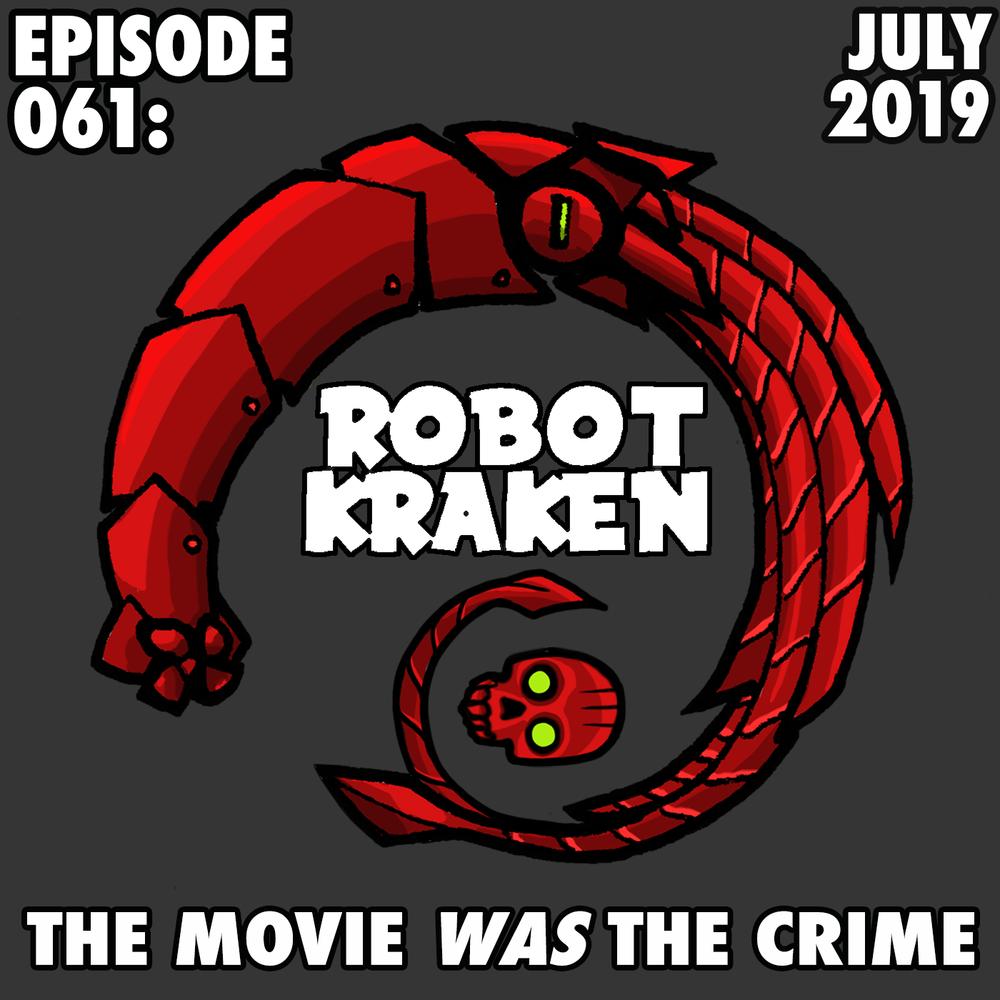 Robot Kraken - Comic Cons and Geek News From The Depths — Deeply Dapper