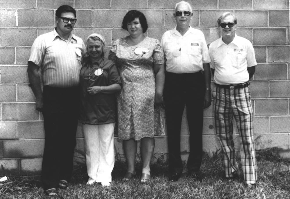 1979 Association Officers