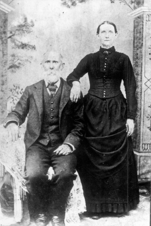 Martha Jane Smith & Mortimer Wilson Stalnaker