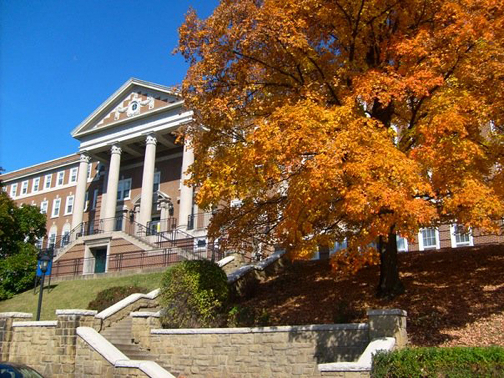 Stalnaker Hall