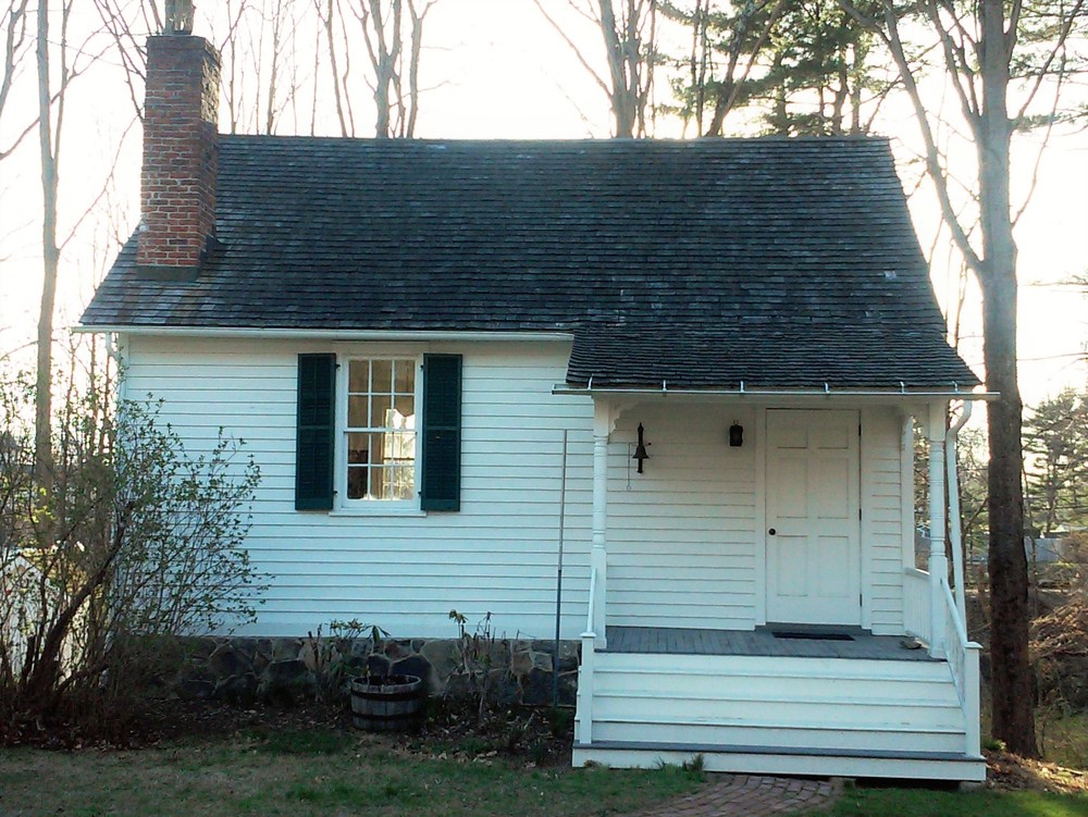 The East Middle Patent One-Room Schoolhouse - 440 Bedford Road - Armonk