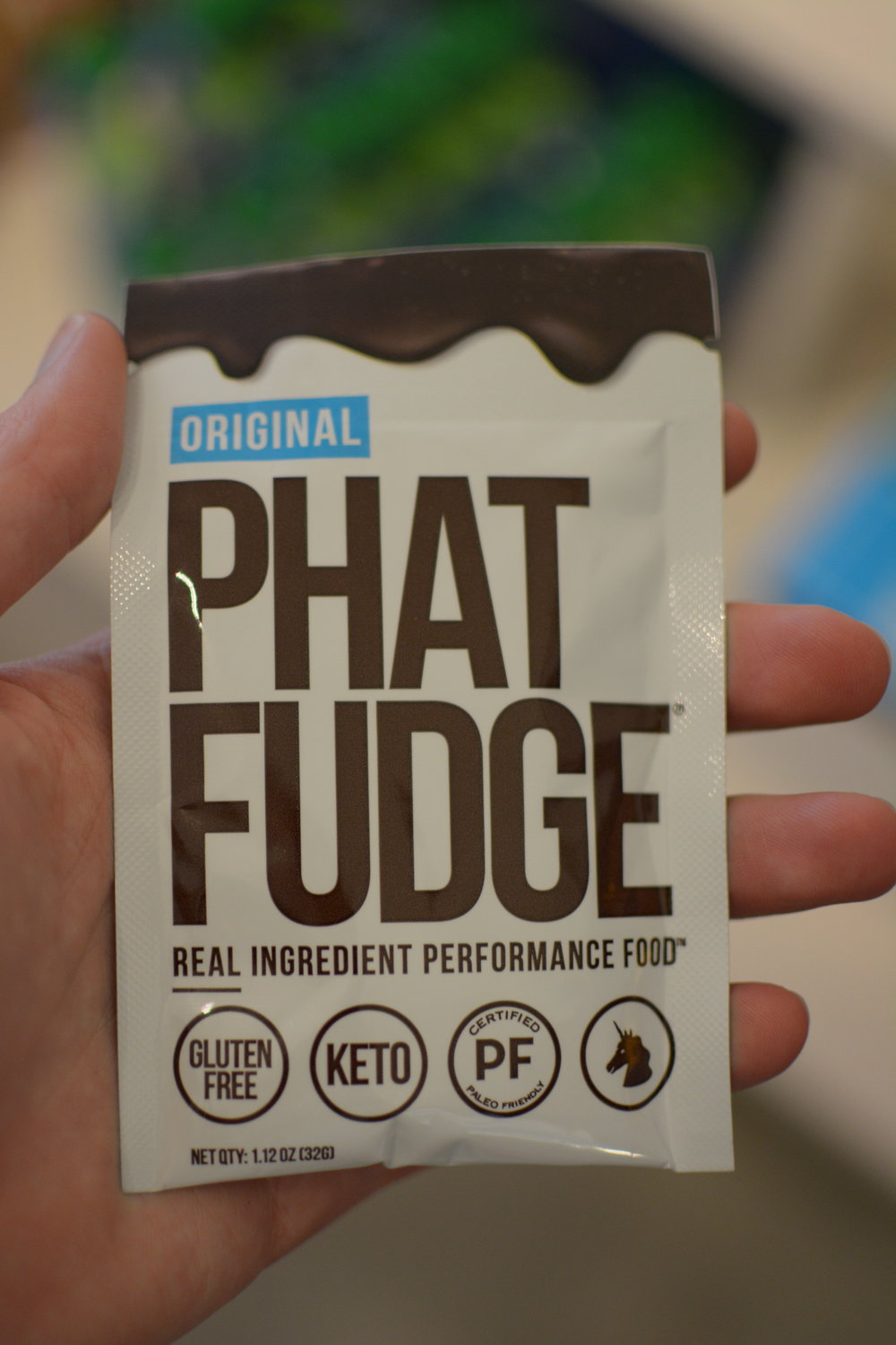 Phat Fudge Performance Food