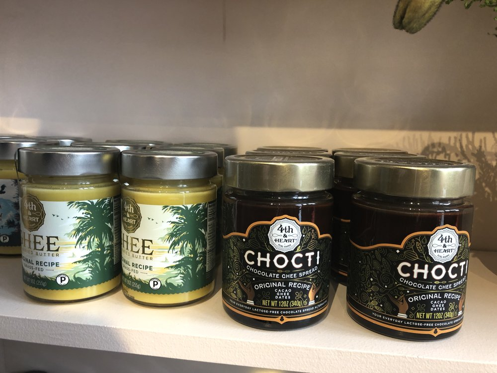 Chocti Chocolate Ghee Spread