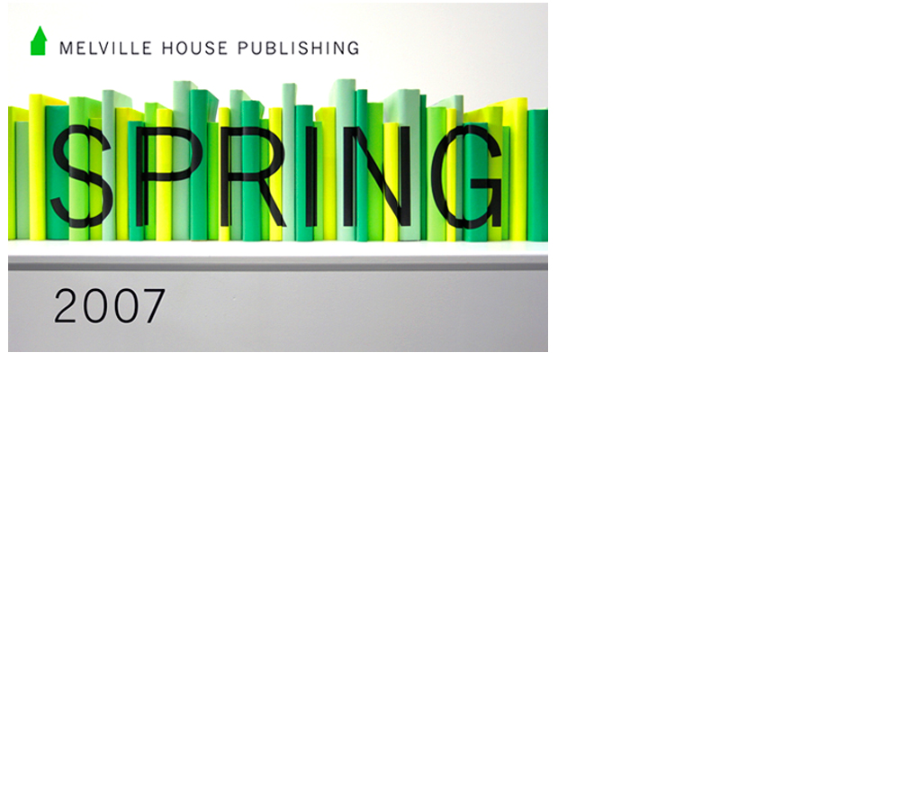 MELVILLE HOUSE PUBLISHING CATALOG