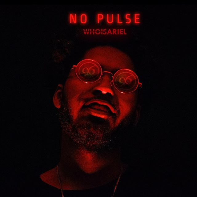 Remember when I said I'm working on a lot of new music? This what imma give y'all first. #NOPULSE Drops Tomorrow ❌