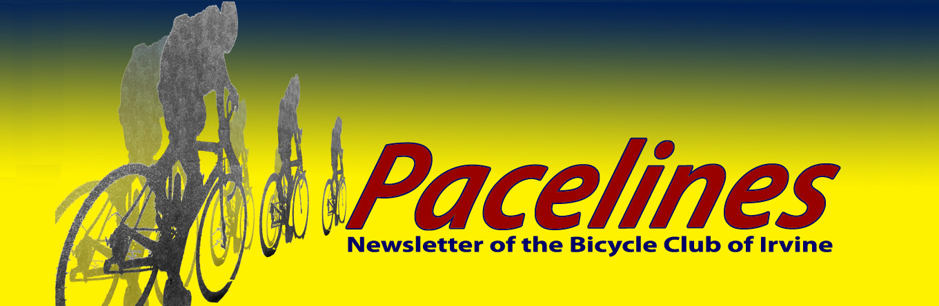 Pacelines — BCI -- Bicycle Club of Irvine