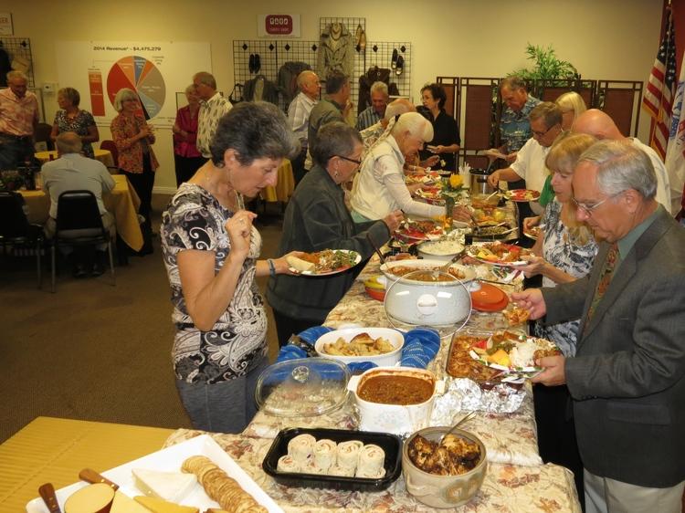 2015's Feast