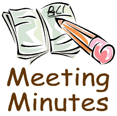 Meeting Minutes | Meeting Minutes Bci Bicycle Club Of Irvine