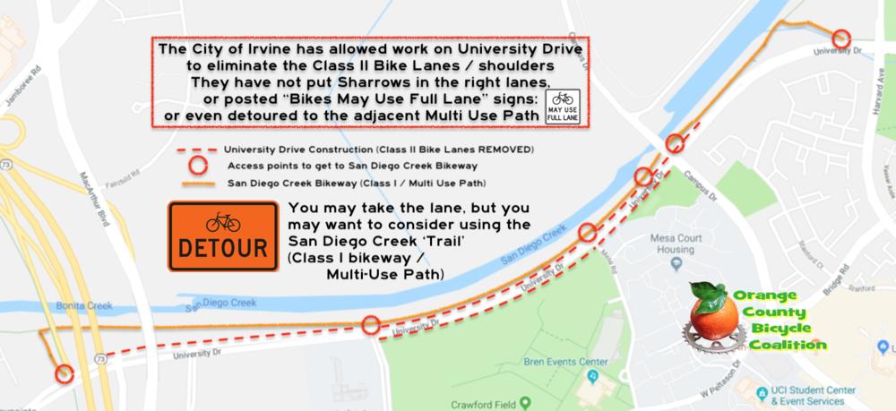 University Drive Detour.png